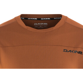 Dakine Charger S/S Jersey Men Red Earth